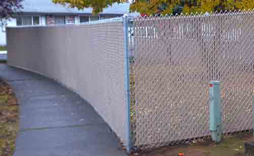 chain link fence portland or